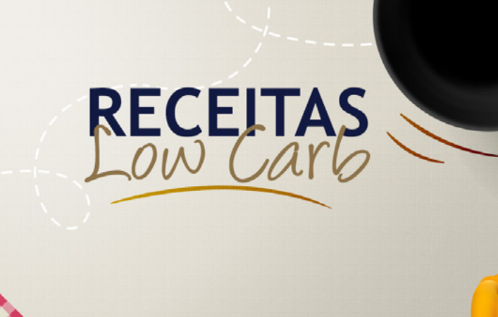 Ebook Low Carb grátis com 30 receitas