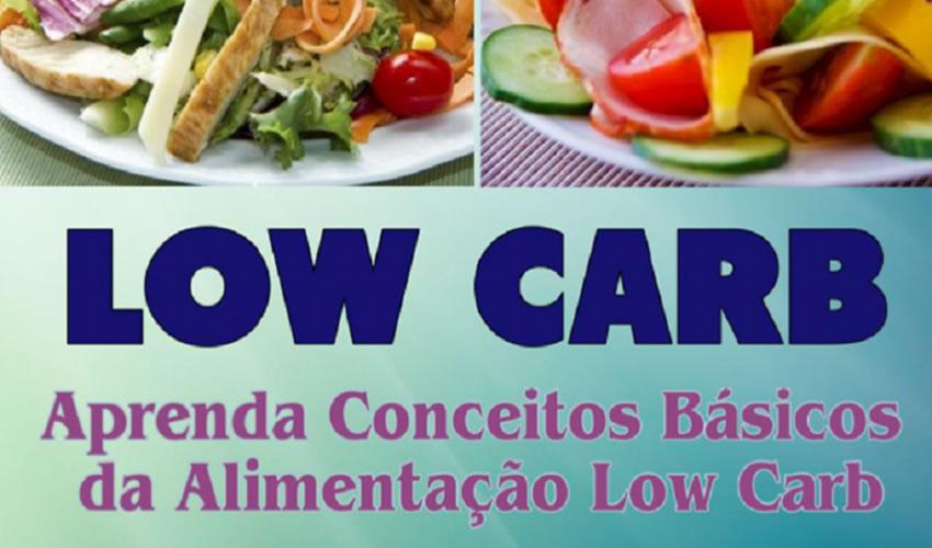 Ebook Dieta Low Carb