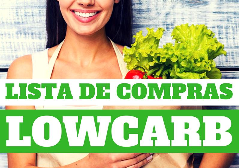 Top Lista de compras low carb | dicas básicas | Low Carb Diet RW73