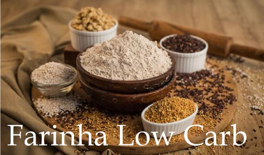 Farinha Low Carb
