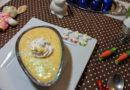 Receita Ovo de Páscoa Low Carb com Mousse de Maracujá